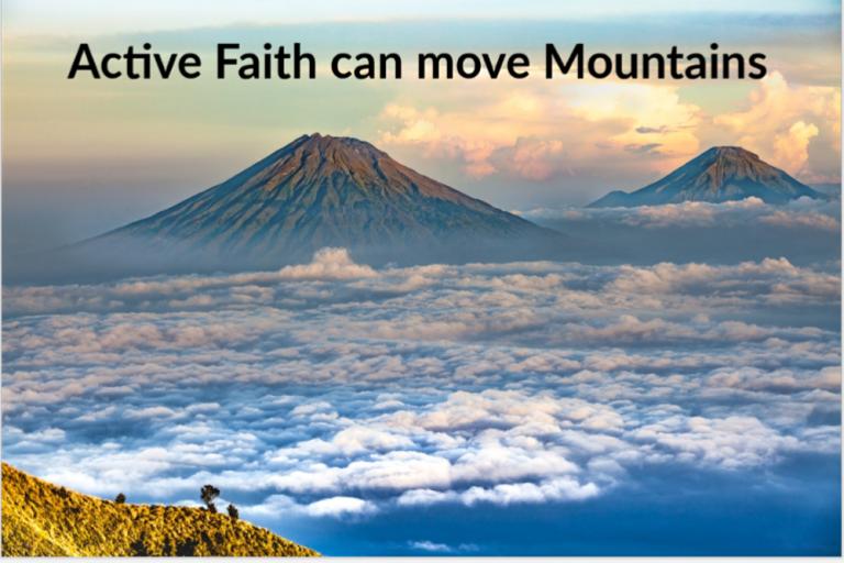 Active Faith 3